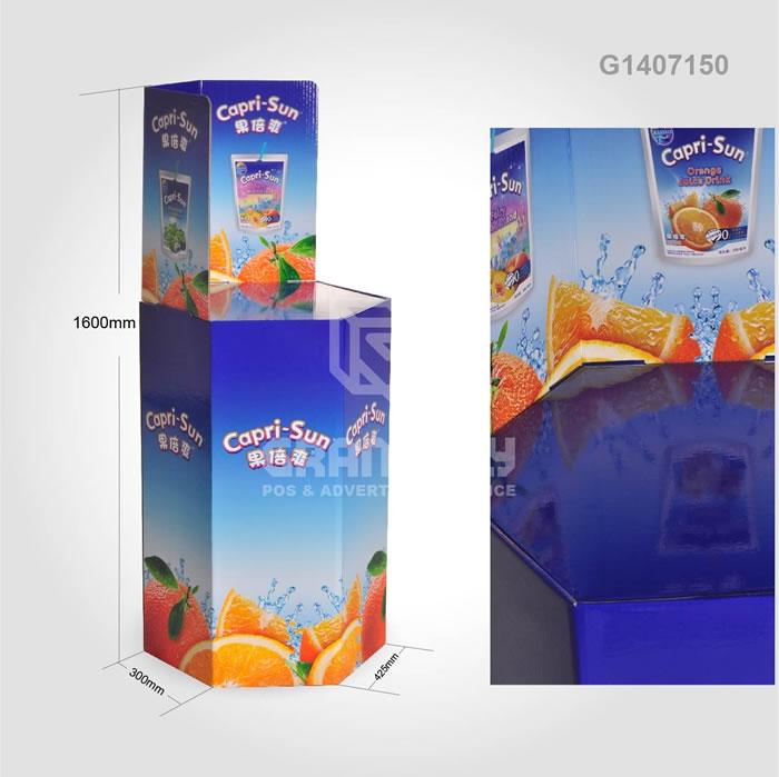 果倍爽k8纸展示桶G1407150