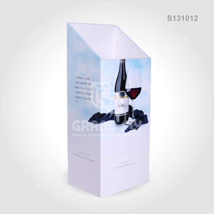 酒类纸展示桶/k8纸展示appS131012