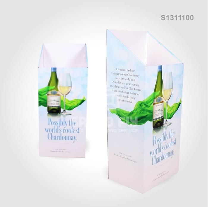 酒纸展示桶/k8纸展示架S1311100